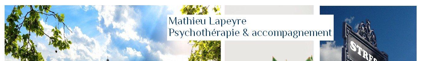 Ma démarche en psychothérapie